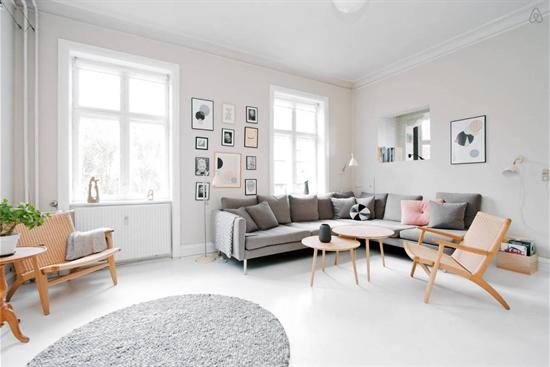 35 m2 værelse i Hellerup til leje